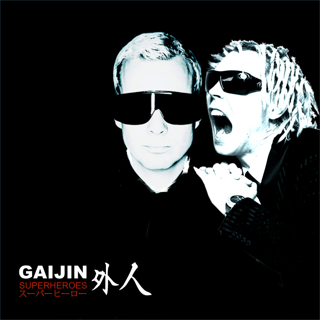 Gaijin_Superheros_album_cover